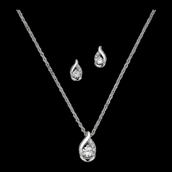 CEM 925er Silber Kette Set BGT906201