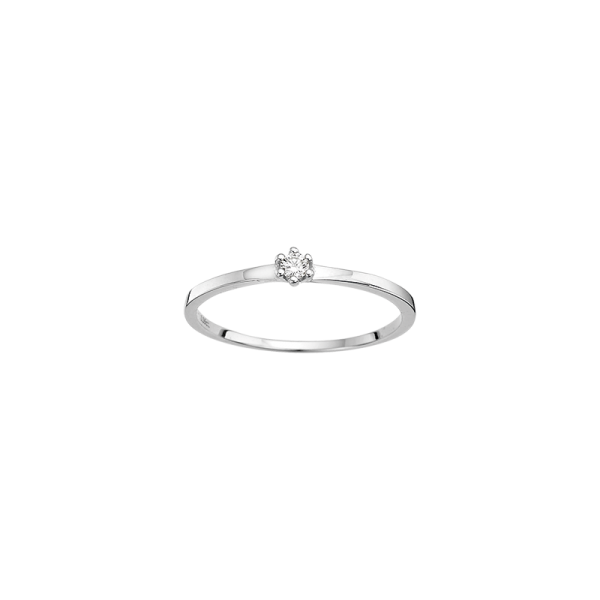 CEM Damenschmuck Damenring Carat variabel 54 | 0,07 ct 6-206731-001-54