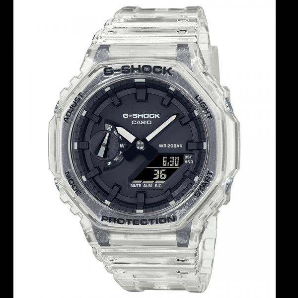 Casio G-Shock Herrenuhr GA-2100SKE-7AER