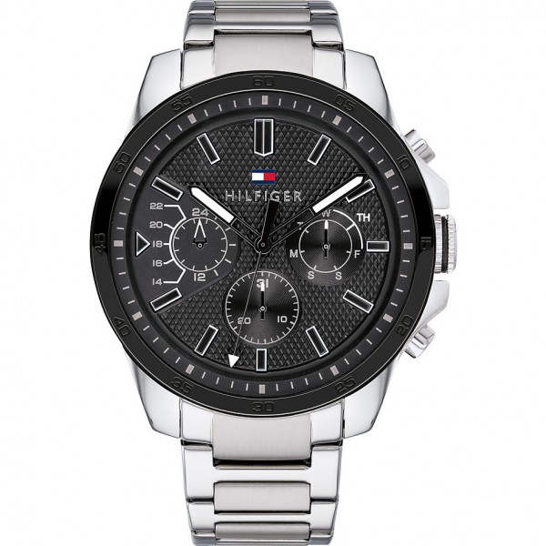 Tommy Hilfiger Herrenuhr DECKER 1791564