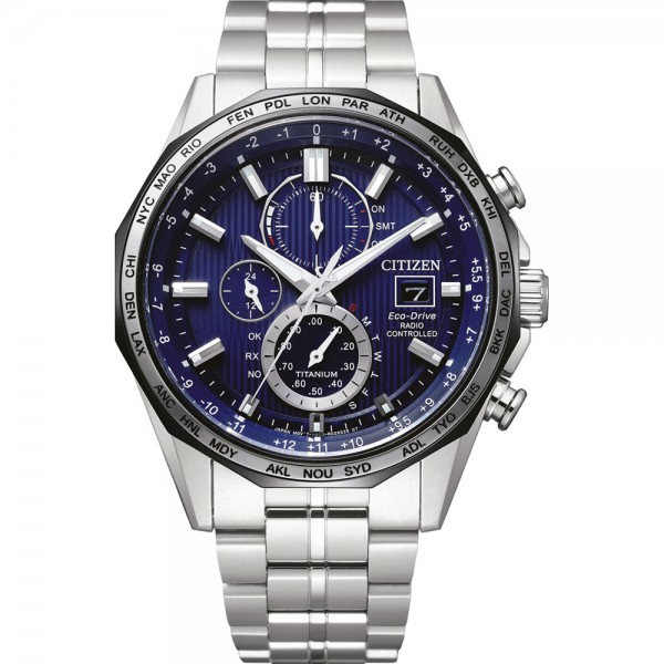 Citizen Herrenuhr Super Titanium Promaster Sky AT8218-81L